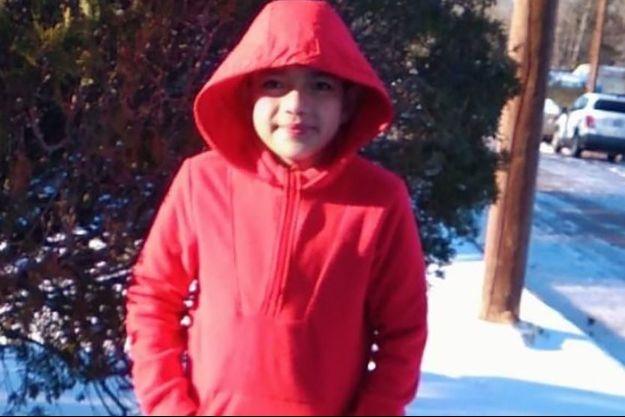 Cristian Pavon Pineda avait 11 ans.