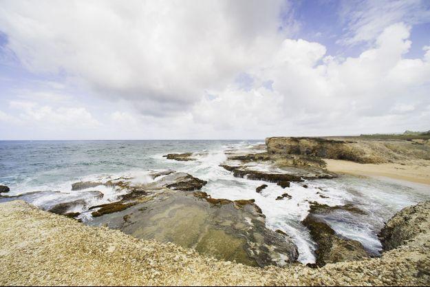 Une vue de la Barbade, image d'illustration.
