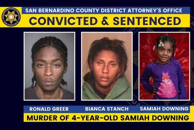 La petite Samiah est morte à 4 ans.