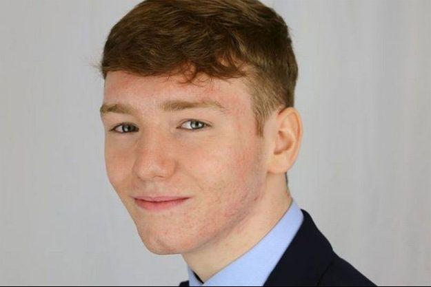 Matthew Mackell avait 17 ans.