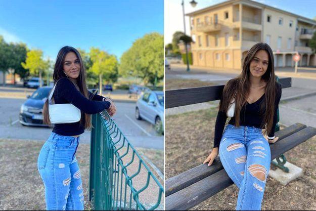 Victorine avait 18 ans. Ces photos ont été diffusées sur Facebook par sa soeur dans un appel à témoins diffusé dimanche.