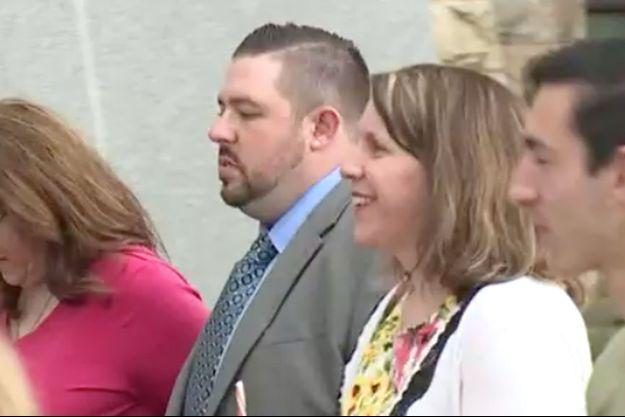 Le couple a été déclaré coupable mercredi.