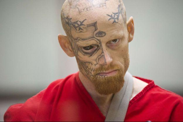 Jason Barnum, alias 'Eyeball', a été condamné à 22 ans de prison.