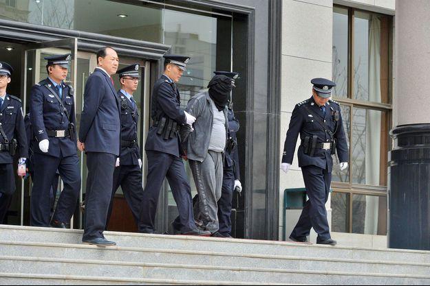 L'homme a été condamné à la peine de mort vendredi.
