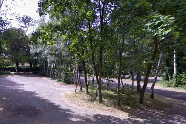 Le drame s'est produit dans ce parc de Sevran.
