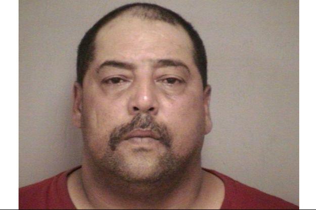 Elias Acevedo, soupçonné de viols et meurtres.