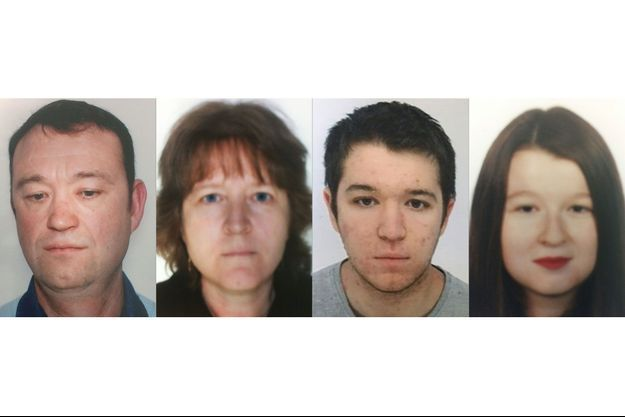 Pascal et Brigitte, 49 ans, et leurs deux enfants, Sébastien, 21 ans, et Charlotte, 18 ans