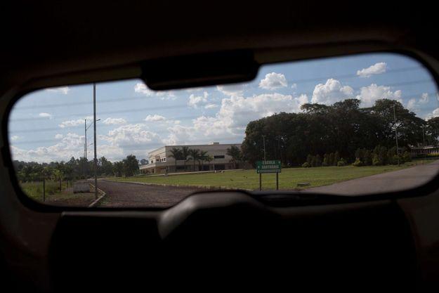 L'église Sao Joaquim de Bicas de la Word of Faith Fellowship au Brésil.