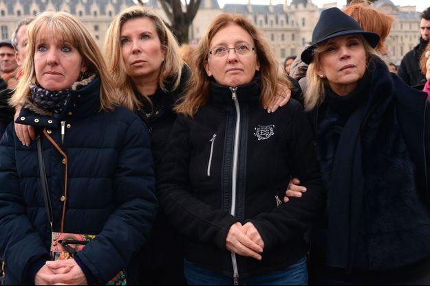 Les filles et l'avocate de Jacqueline Sauvage.