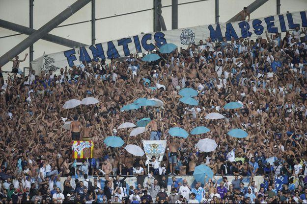Les supporters marseillais au Stade Vélodrome. Image d'illustration.