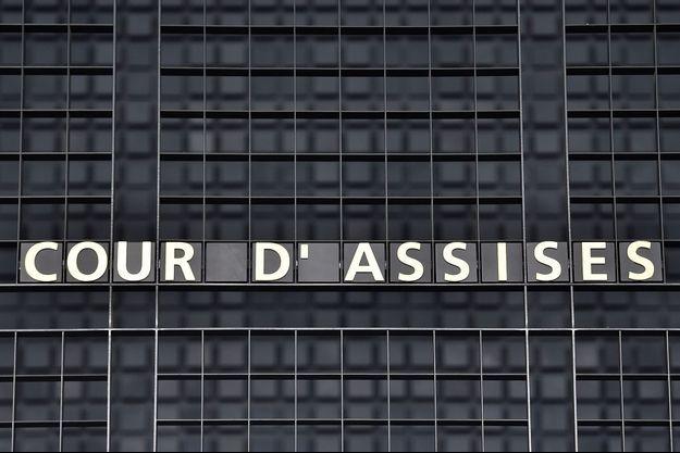 La cour d'assises de Nantes, en mars 2017.
