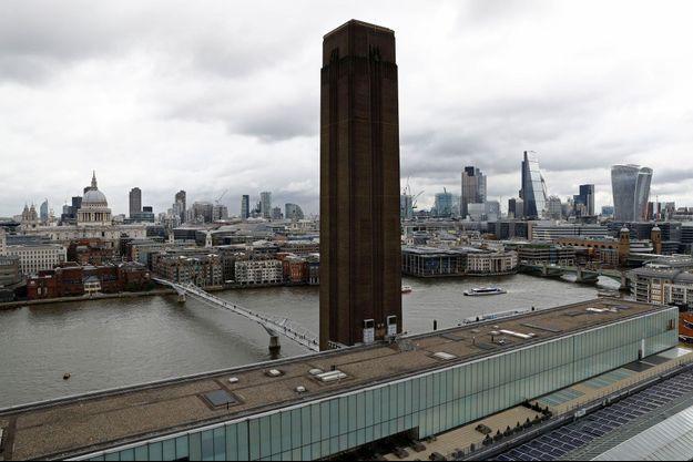 Le musée Tate Modern de Londres.