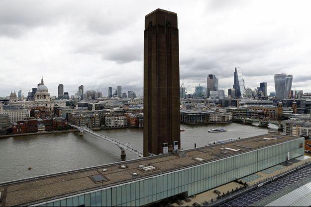 Le Tate Modern.