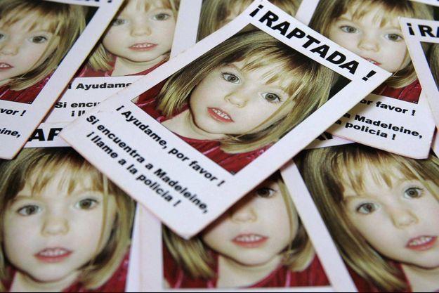 La petite Maddie a disparu au Portugal, en mai 2007.