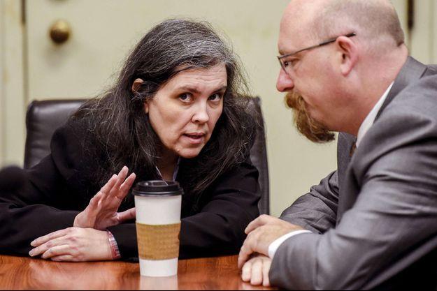 Louise Turpin est accusée de torture et de séquestration.