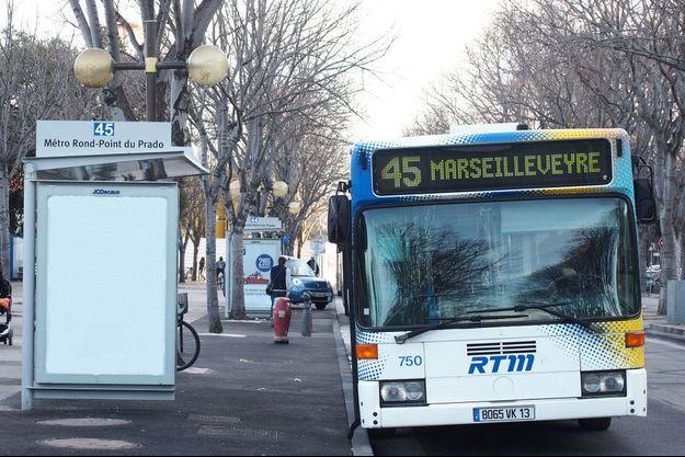 L'homme a brandi une arme dans un bus de Marseille avant d'être maîtrisé par trois légionnaires (image d'illustration).
