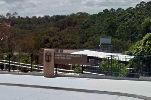 Le centre de la Scientologie de Chatswood, dans la banlieue de Sydney.