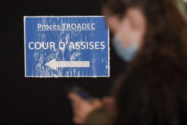 Photo d'illustration prise à la Cour d'assise de Nantes.