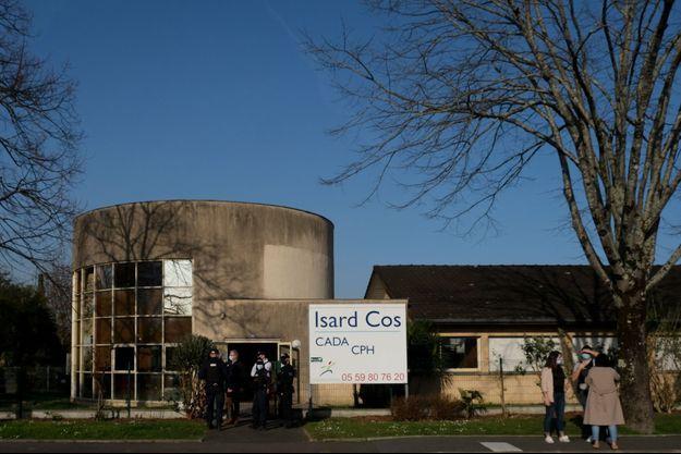 Le Centre d'accueil pour demandeurs d'asile (Cada) Isard-COS de Pau.