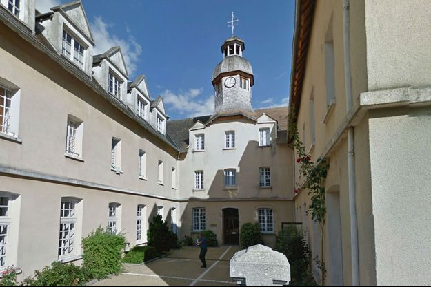 Vue du «Vieux Collège», l'établissement où s'est déroulé le drame.