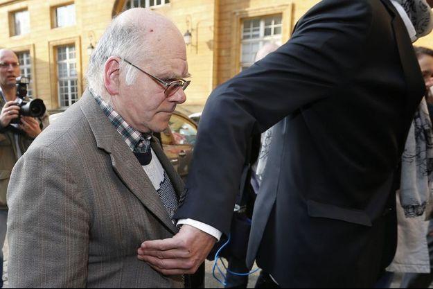 Henri Leclaire a été mis en examen.