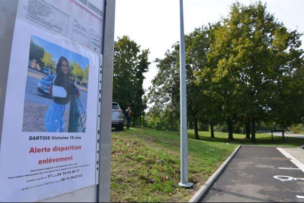 Un avis de recherche pour Victorine, à Villefontaine.