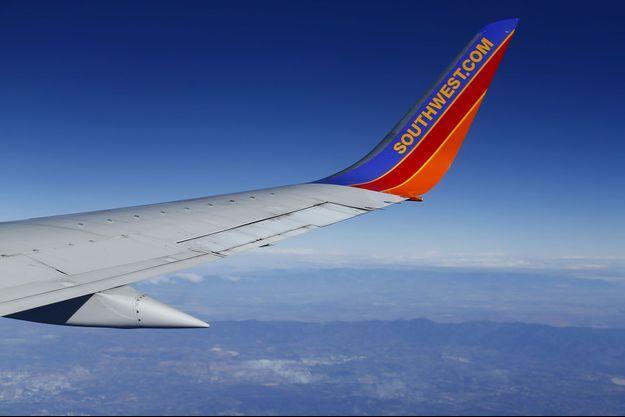 Un avion de la compagnie Southwest. (photo d'illustration)