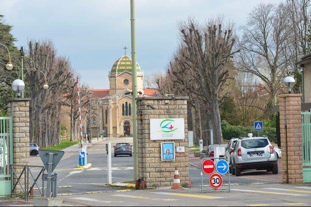 L'hôpital psychiatrique du Vinatier, à Bron, où Nordahl Lelandais est détenu.
