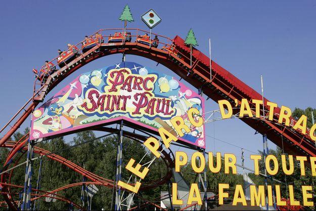 Le parc Saint-Paul dans l'Oise.