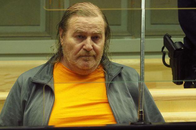 Jacques Rançon lors de son procès pour les crimes de Perpignan, en mars 2018.