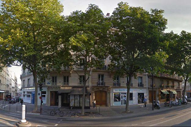 Le forcené était retranché au 33 du boulevard Henri IV, dans le 4e arrondissement de Paris.