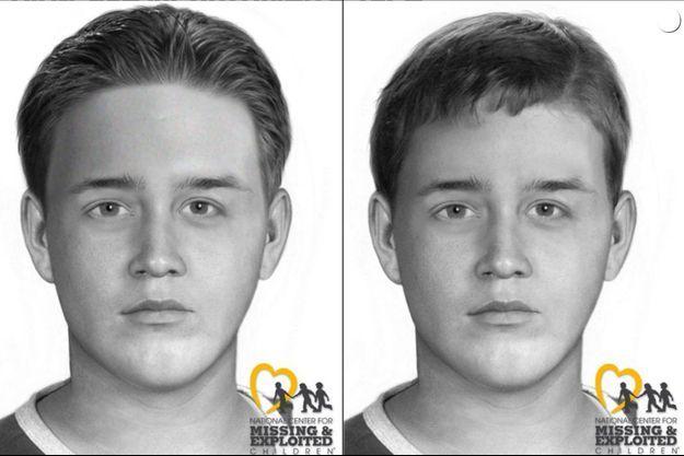 """Le visage de celui qui est appelé """"John Doe"""" a été dévoilé mardi."""