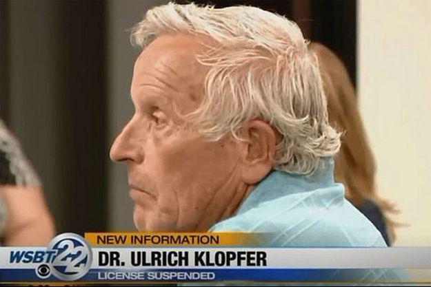 Le docteur Ulrich Klopfer est mort le 3 septembre