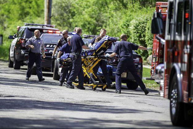 Un des coups de couteau est passé à un millimètre du coeur de la victime.