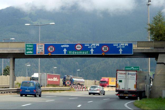 Illustration autoroutes autrichiennes