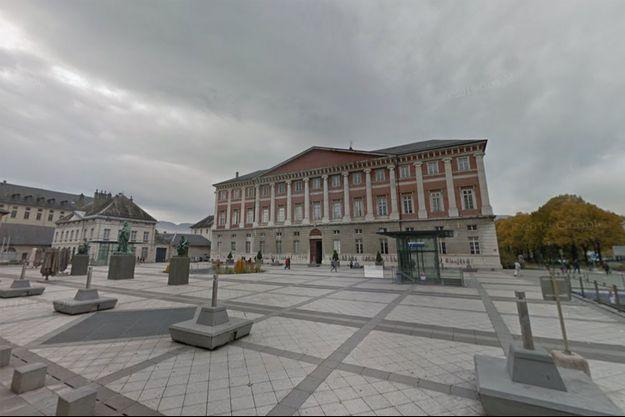 Devant le palais de justice de Chambéry (photo d'illustration)