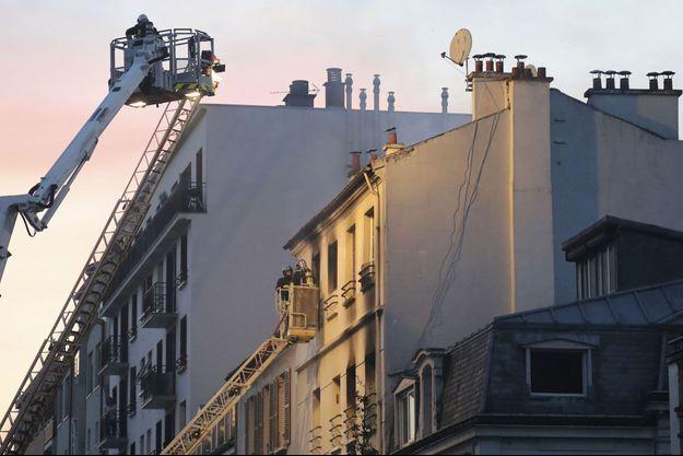 L'homme qui a perdu sa femme et trois enfants dans un incendie en 2016 à Saint-Denis, vivait avec sa famille dans 26 m2, loués 750 euros par mois.