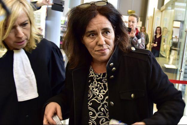 Rosa da Cruz le 12 novembre 2018.
