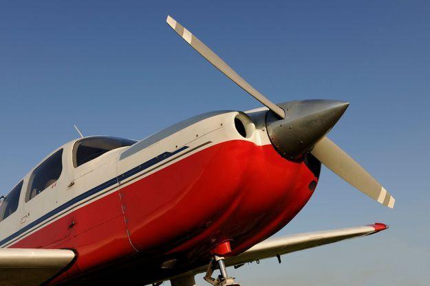 Piper PA-28.