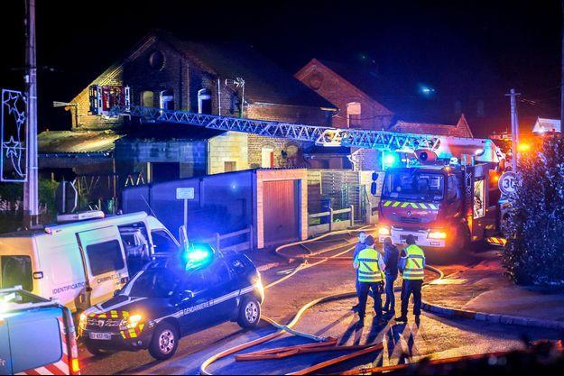 L'incendie a fait 4 morts dont 2 pompiers.