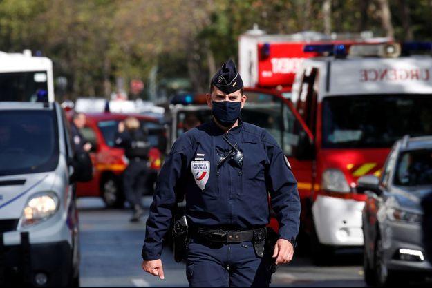 L'attaque à l'arme blanche s'est déroulée dans le XIe arrondissement de Paris.