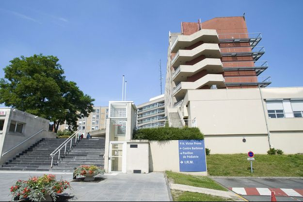 Le bébé était soigné dans cet hôpital de Roubaix.
