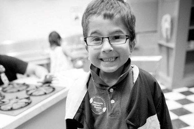 Le petit Seth est mort à 7 ans.