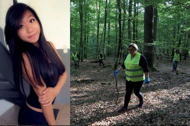 Introuvable depuis le 7 septembre. Volontaires et enquêteurs sillonnent la forêt près de Schiltigheim, là où habite Jean-Marc Reiser, le 30 septembre. Depuis, d'autres battues ont été organisées.