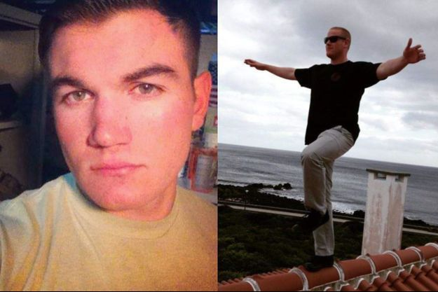 Alek Skarlatos et Spencer Stone