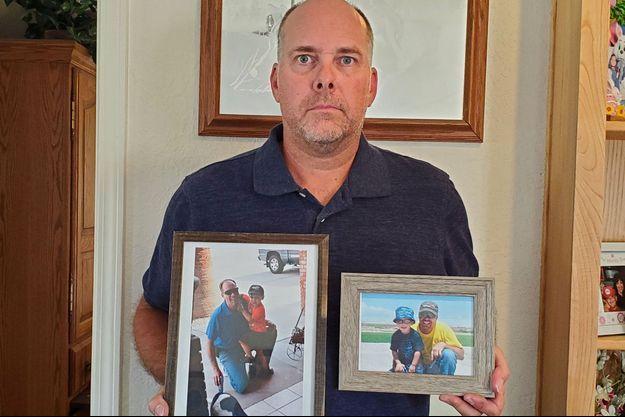Andrew Campbell, le père de Steven, a lancé un appel dimanche sur Facebook.