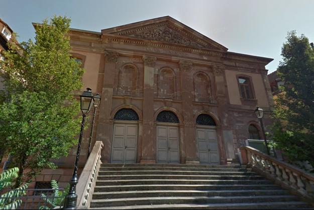 Cour d'Assises du Haut-Rhin.