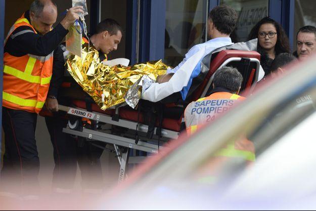 La collision a fait 43 morts