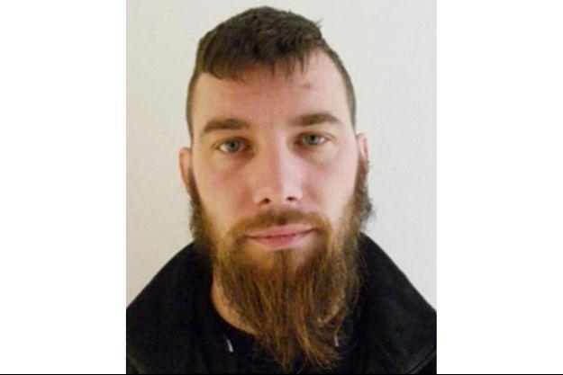 Portrait de Terry Dupin diffusé par la Gendarmerie nationale le 31 mai.