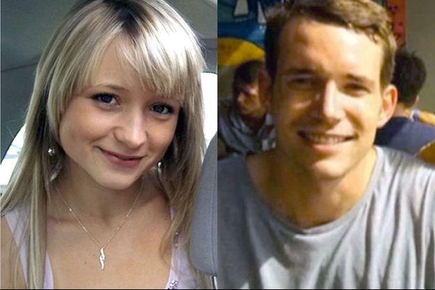 Hannah Witheridge et David Miller ont été tués alors qu'ils étaient en vacances en Thaïlande.